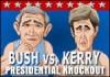 Bush Vs. Kerry скачать