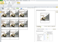 Печать ценников для Microsoft Office Excel скачать