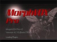 Скачать программа Screaming Bee MorphVOX бесплатно